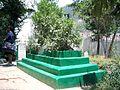 Tomb of Hazrat Shaheed Ahmad Maujadid Baralvi tomb.JPG