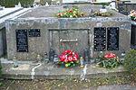 Tomb of Robak family at Central Cemetery in Sanok 1.jpg
