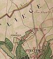 Tombe de Vissoulle - Tumulus de Vissoul - Carte de Ferraris.jpg