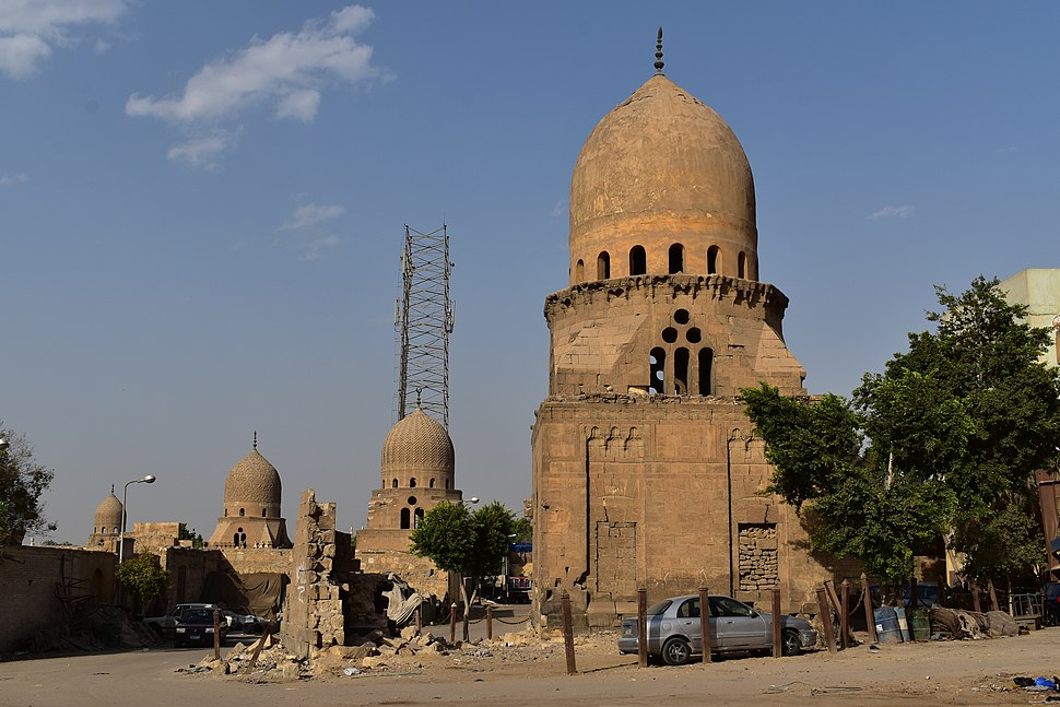 Tombs of the Mamluks, photo by Hatem Moushir 2