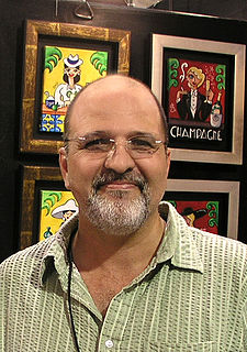 Tony Mendoza (artist) artist