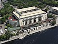 Top view of the Post Office Building in Ermita, Manila.jpg