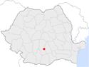 Topoloveni in Romania.png
