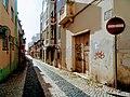 Toponimia de Portimão, Rua Santa Isabel, Portimão 1.jpg