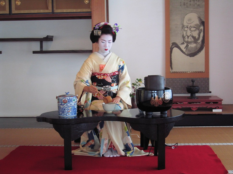 Toshihana tea ceremony