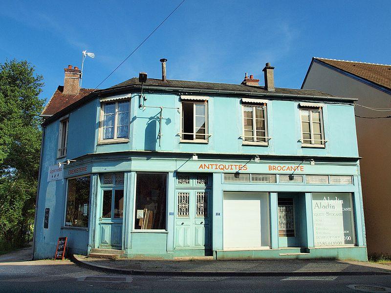 Toucy (Yonne, France)