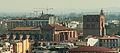 Toulouse - cathédrale vu de clocher de St Sernin.jpg