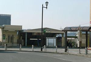 Toyoda Station - Toyoda Station, April 2014