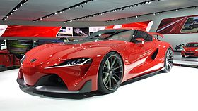 Toyota Ft1 Price >> Toyota Concept Vehicles 2010 2019 Wikipedia