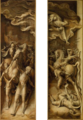 Tríptico da Descida da Cruz (c. 1540-1545) - Pieter Coecke van Aelst (closed).png