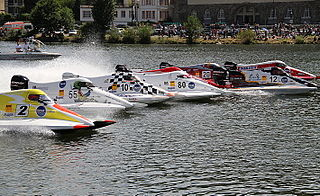 Formula 4S Powerboat World Championship