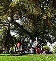 Train exhibit at Golra Sharif Railway Museum.jpg