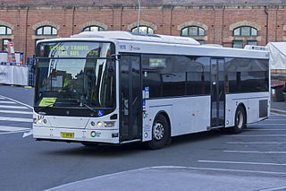 Transdev NSW operator of bus services in Sydney, Australia. Not to be confused with Transdev Sydney.