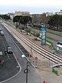 Travaux Tramway Avignon secteur Rocade Althen.jpg