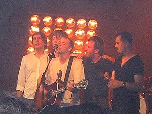 Travis the Scottish band