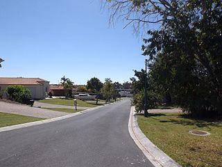 Parkwood, Queensland Suburb of Gold Coast, Queensland, Australia
