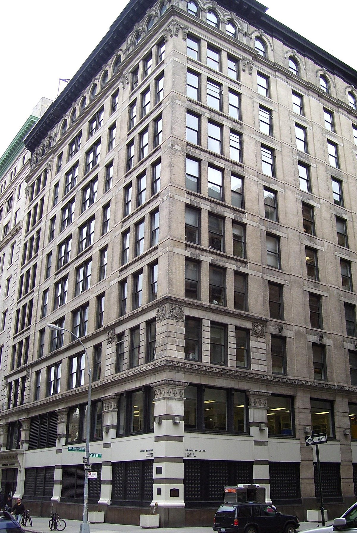 Brown Building (Manhattan) - Wikipedia
