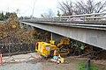 Tricky levee work under Sacramento's Howe Avenue bridge (16004481466).jpg