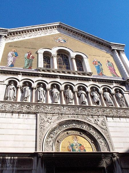 Dosar: Biserica ortodoxă sârbă din Trieste din San-Spiridione2.jpg
