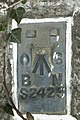 Trig point detail - geograph.org.uk - 321721.jpg