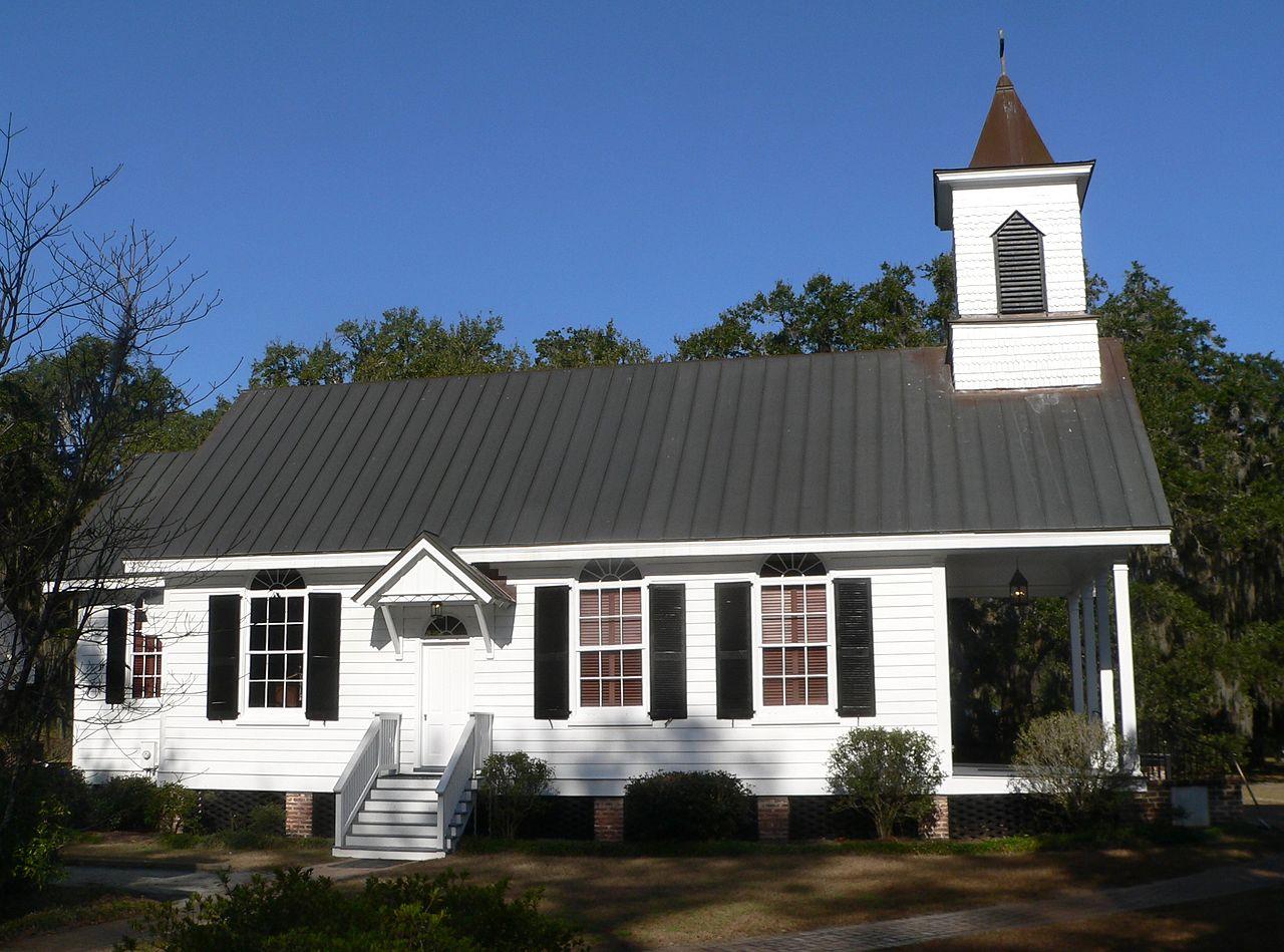 Edisto Island South Carolina Campgroun