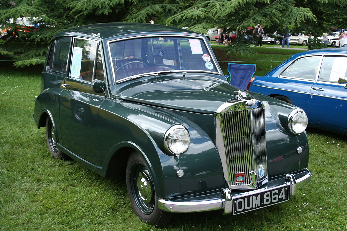 Triumph Mayflower Wikipedia