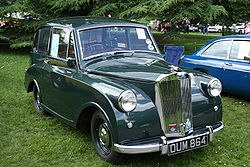 Triumph Mayflower (1949–1953)