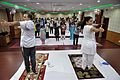 Trunk Movement - Loosening Practice - International Day of Yoga Celebration - NCSM - Kolkata 2015-06-21 7304.JPG