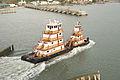 Tugboats American and W.P. Scott in St. Augustine, Florida.jpg