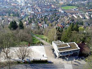 Turmberg - Image: Turmbergbahn