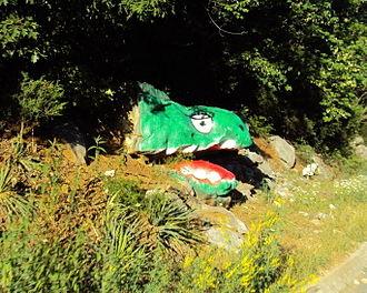 Mascot, Tennessee - Mascot's Turtle Rock, post-renovation