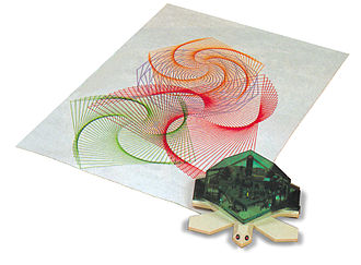 Turtle (robot) - The Valiant Turtle was sold from 1983 to 2011. It was controlled by infrared
