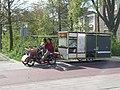 Tweepersoonstractie met aanhangwagen.jpg