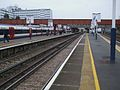 Twickenham station eastbound Kingston Loop look west.JPG
