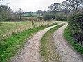 Twisting driveway - geograph.org.uk - 1802345.jpg