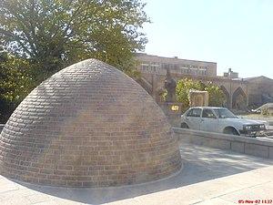 Tomb of Two Kamals - Image: Two Kamal 2