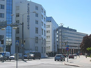 district in Turku, Finland