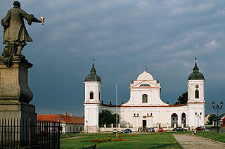 Tykocin Place in Podlaskie Voivodeship, Poland