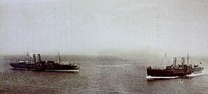 SS Tynwald (1866) - Image: Tynwald & Douglas