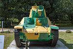 Type 95 Ha-Go in the Great Patriotic War Museum 5-jun-2014 Front.jpg