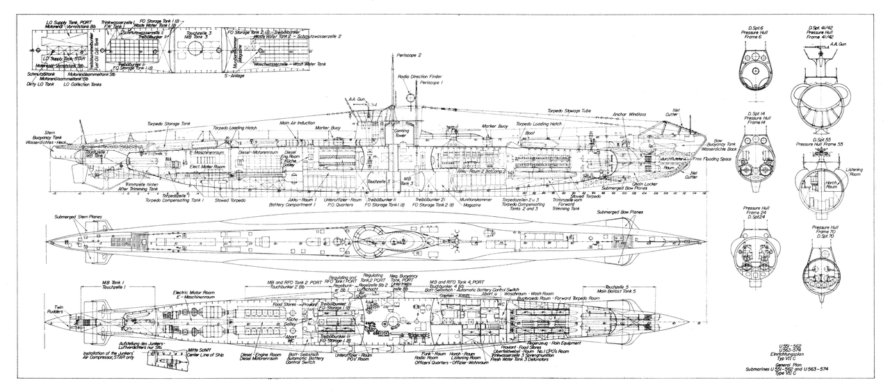 type vii submarine wikiwand German Type XXIII Submarine