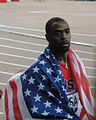 Tyson Gay- Silver Medalist 4X100 Relay London 2012.jpg