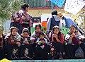 Tzotzil Women in Plaza - Zinacantan - Chiapas - Mexico.jpg