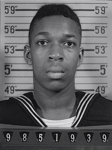 File:U.S. Naval Reserve portrait of Johnny Coltrane.jpg