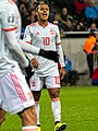 UEFA EURO qualifiers Sweden vs Spain 20191015 Thiago Alcantara 4.jpg