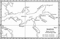 karta över narvik Ofotfjorden – Wikipedia karta över narvik
