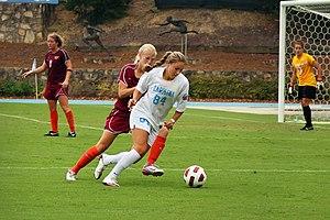 Fetzer Field - Image: UNC Women's Soccer