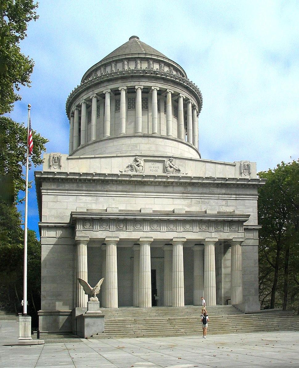USA grants tomb