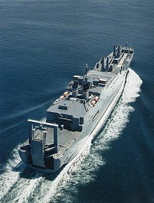 USNS Gilliland (T-AKR 298)