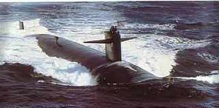 USS <i>Barb</i> (SSN-596)